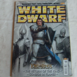 WHITE DWARF  WD332 Lord of the rings Return of the King issue 332 2007